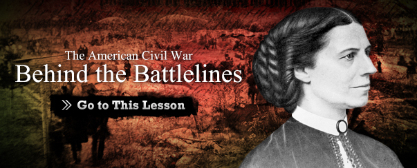 The American Civil War Behind the Battlelines