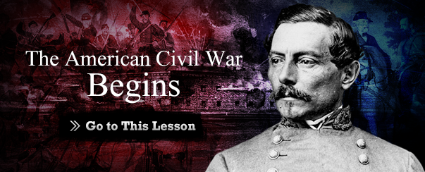 The American Civil War Begins