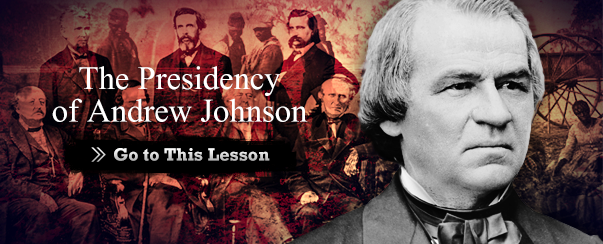 The Presidency of Andrew Johnson