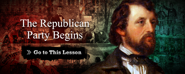 The Republican Party Begins