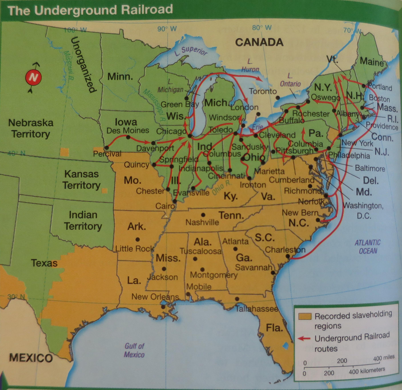 MrHouschcom - Bleeding us map